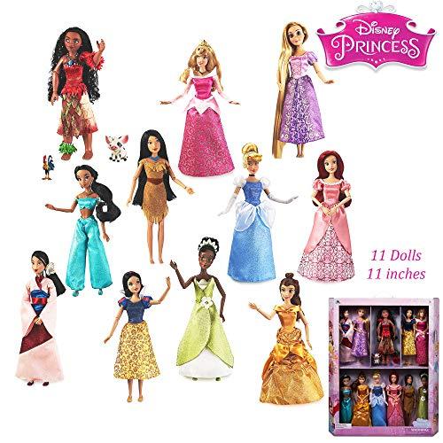 Disney Princess Puppe Geschenkset - 27,9 x 27,9 cm - Moana Special Version