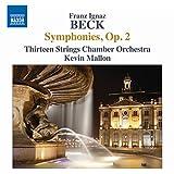 Beck: Symphonies Op 2