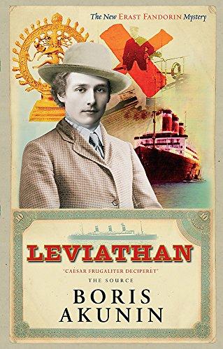 Murder on the Leviathan: Erast Fandorin 3