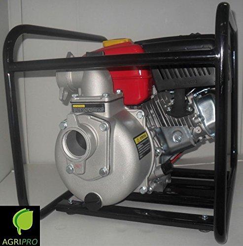 Askoll 481010625628 Pompe à essence 4 temps Pompe auto-amorçante kW 4 Diam. 50