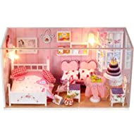 Dollhouse miniature handmade kit set Only Love (japan import)