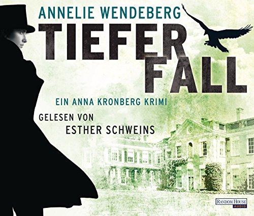 Buchseite und Rezensionen zu 'Tiefer Fall: Ein Anna Kronberg Krimi' von Annelie Wendeberg