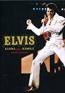 Elvis - Aloha From Hawaii (Special Edition) (1973) [DVD]