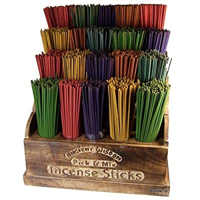 100 Mixed Scent Incense Sticks