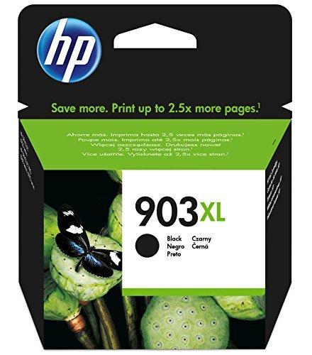 HP 903XL T6M15AE Cartuccia Originale per Stampanti a Getto di Inchiostro, Compatibile con Stampanti OfficeJet 6950, OfficeJet Pro 6960 e 6970, Nero