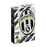 Quercetti 0778 - Pixel Art 2 Tav Scudetto Juventus