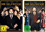 Mr. Selfridge - Staffel 1+2 (6 DVDs)