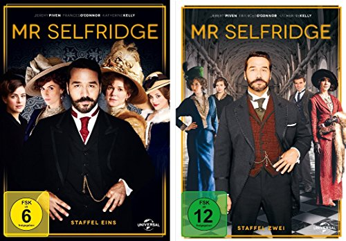 Mr Selfridge Series 1 [Blu-ray]