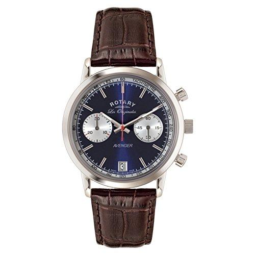 Rotary Herren - Armbanduhr Avenger Sport Chronograph Quarz GS90130/05