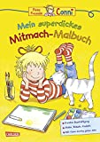 Mein superdickes Mitmach-Malbuch (Conni Gelbe Reihe)