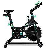 Bicicleta spinning profesional PowerActive de Cecotec. Silenciosa. Ergonómica....