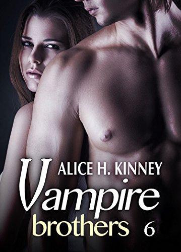 Portada del libro Vampire Brothers - Volumen 6