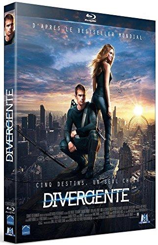 Buchcover Divergente [Blu-ray] [FR Import]