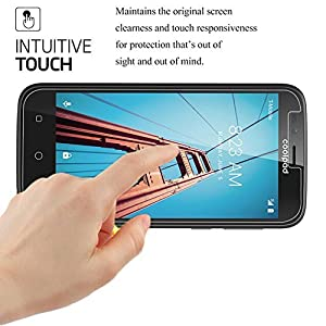 [2 Pack] Coolpad Defiant Screen Protector