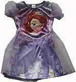 Disney Violett Sofia Die Erste Mädchen TuTu Kleid Prinzessin Kostüm 5-6 Jahre