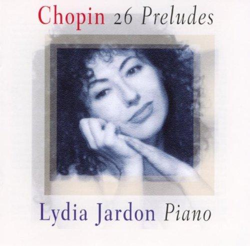 CHOPIN - 26 préludes