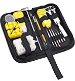 NAZCE 180 pcs Professional Watch Repair Tool Kit, Opener Link Remover Spring Bar
