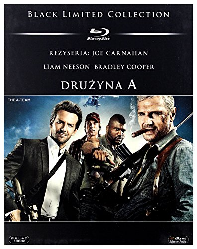 Das A-Team - Der Film [Blu-Ray] [Region B] (Deutsche Sprache. Deutsche Untertitel)