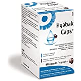 Hyabak Caps Food Supplement 60 capsules One months supply