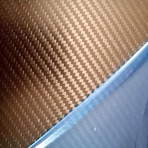 MAX Carbon Platte 2mm Dick 600mm x 500mm CFK Kohlefaser Köper Voll Carbon mit Materialgutachten