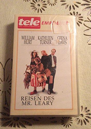 Die Reisen des Mr. Leary [VHS]