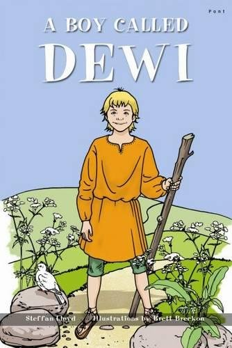 Boy Called Dewi, A Cover Image