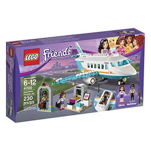 Heartlake Riservato Getto LEGO Amici Set 41100