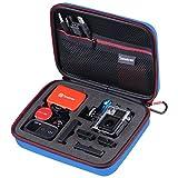 Smatree SmaCase G160 Carrying und Travel Gehäuse/Taschen  mit Schaum für GoPro Hero 4