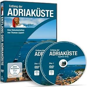Entlang der Adriaküste [2 DVDs] (Kroatien, Montenegro, Bosnien und Herzegowina, Slowenien, Italien)