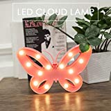 Gaddrt LED Mood Night Lights for Kids Bambini Baby Sweet Nursery Room Decoration Lampade (A)