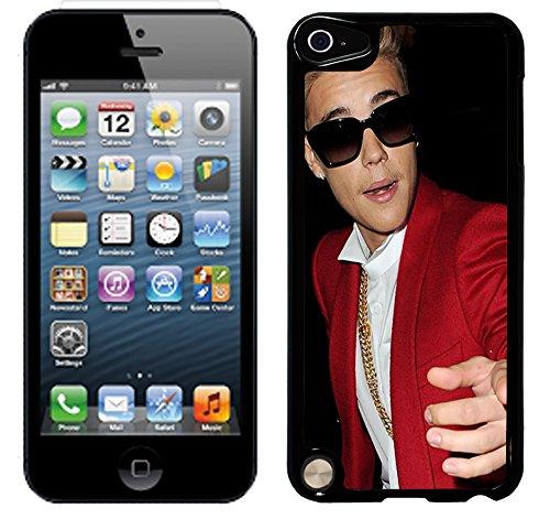 Justin Bieber Fall (4) passend für Apple iPod Touch 5& 66. 5. Generation Cover Hartschale Schutz