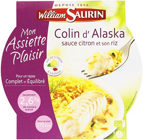 William Saurin Filet Colin Alask...