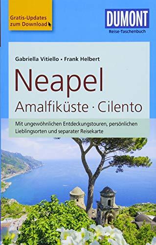 DuMont Reise-Taschenbuch Reiseführer Neapel, Amalfiküste, Cilento: mit Online-Updates als Gratis-Download