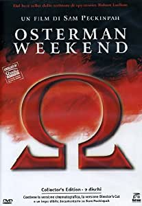 Osterman weekend (2collector's edition) [2 DVDs] [IT Import]