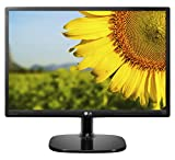 LG 20MP48A-P Écran PC LED IPS - 20' - 16:10-1440 x 900  - 200 cd/m2-1000:1-14ms - Noir (VGA)