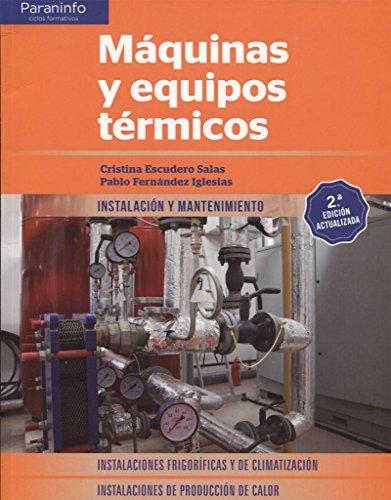 Máquinas y equipos térmicos 2.ª edición 2017