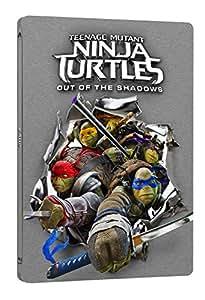 Tartarughe Ninja 2: Fuori dall'Ombra (Steelbook) (Blu-Ray)