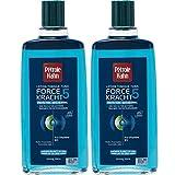 Pétrole Hahn Lotion Tonique Force 5 Protection pour Cheveux Blanc ou Gris 300 ml - Lot de 2