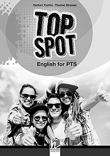 Spot-test (TOP SPOT Test builder Software: English for PTS)