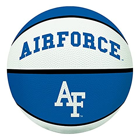 NCAA Air Force Falcons Crossover Full Size Basketball by Rawlings