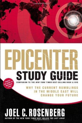 Epicenter Study Guide by Joel C. Rosenberg (2008-06-01)