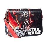 Karactermania Star Wars Lightsaber Bolso Bandolera, 37 cm, Rojo