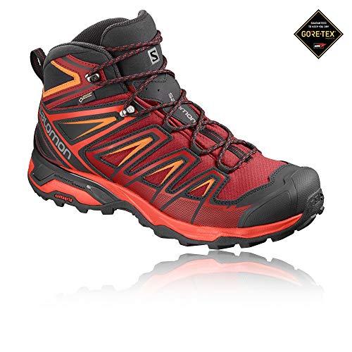 Salomon X Ultra 3 Mid Gore-TEX Wandern Stiefel - SS19, Black, 46 2/3 EU Ultra Mid Boot