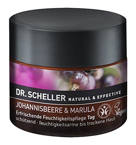 Dr. Scheller Johannisbeere und Marula Erfrischende Feuchtigkeitspflege Tag, 1er Pack (1 x 0.05 l)