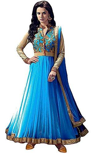 Rensil below 500 rs Anarkali Salwar Suit ( Anarkali Salwar Suit for...