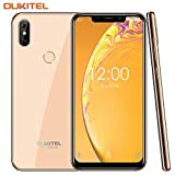 Mobile Phone Unlocked,OUKITEL C13 PRO Dual 4G Volte Smartphone,6.18'' 19:9 Display,Android 9.0,Double 2.5D