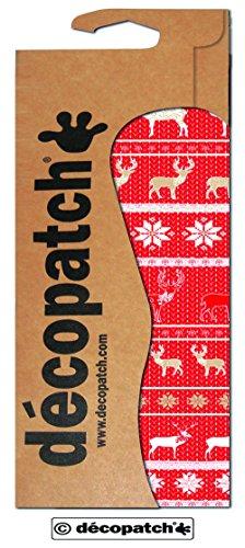 Décopatch C611O - Une pochette de 3 feuilles de papier imprimé Décopatch 30x40 cm, réf 611