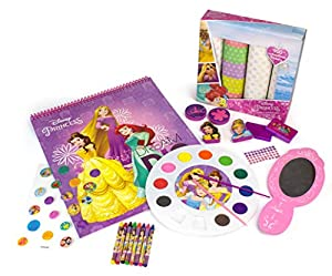 Disney Princess CDIP149 - Estuche Creativo, Color Rosa