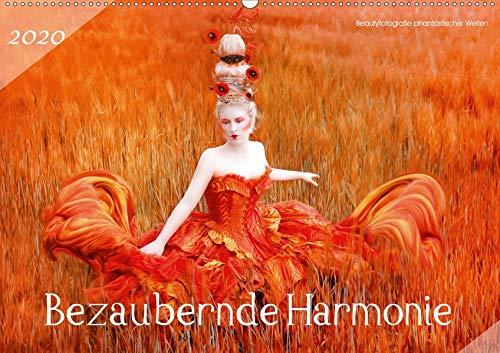 Bezaubernde Harmonie - Beautyfotografie phantastischer Welten (Wandkalender 2020 DIN A2 quer): Romantische Geschichten von der Harmonie zwischen Natur ... 14 Seiten ) (CALVENDO Menschen) (Mode Und Kostüm Geschichte)