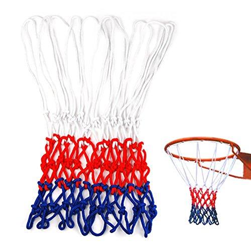 5PCS Indoor Outdoor Sports Standard Durable Nylon Basketball Goal Hoop Net Netting Test